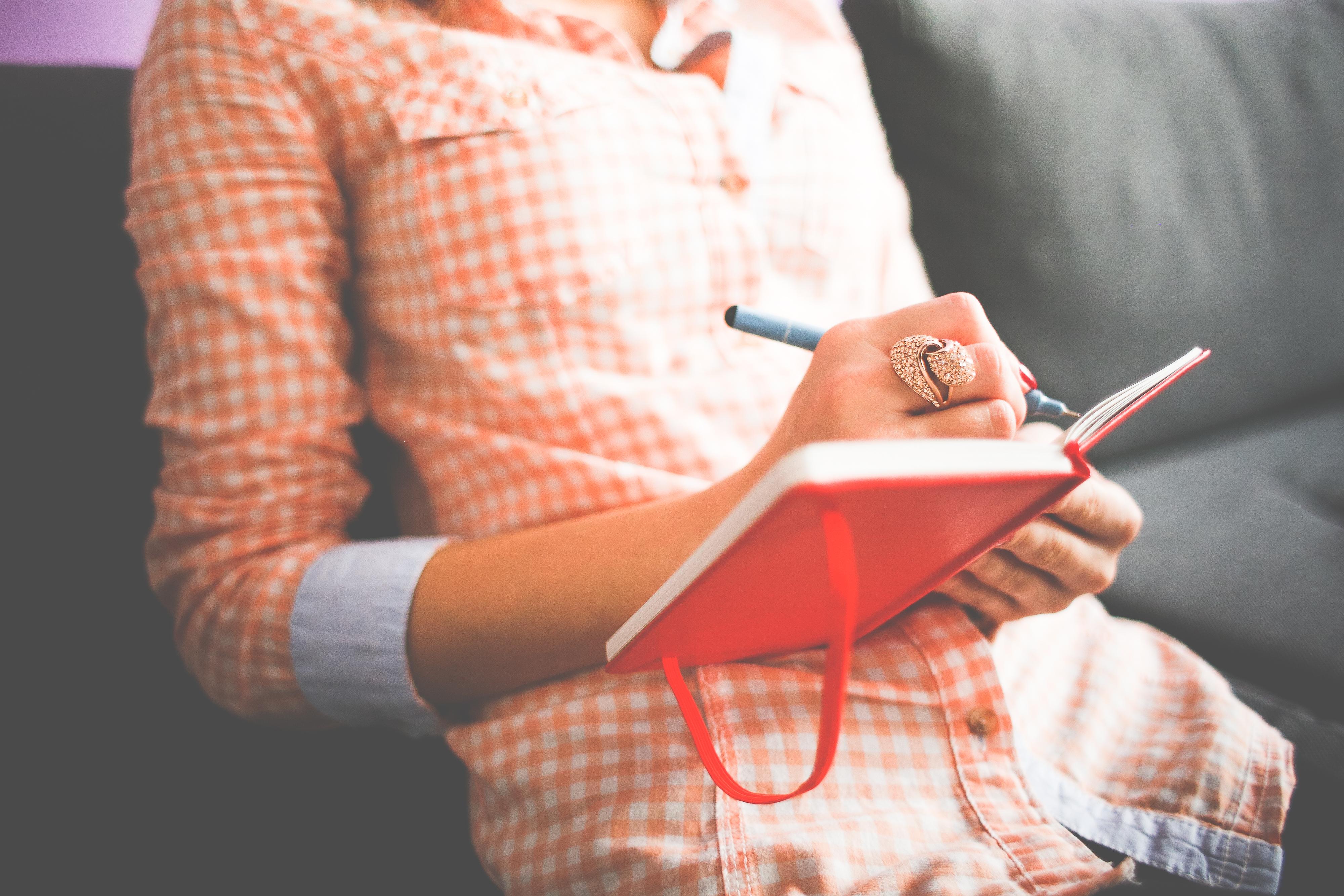 Píšete si deník? Měla byste!