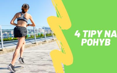 4 tipy na pohyb (nejen) v době koronaviru