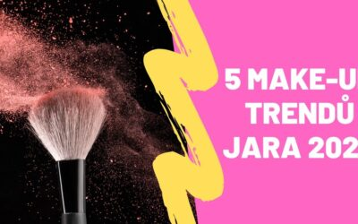 5 make-up trendů jara 2020